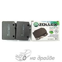 Тормозные колодки передние ВАЗ 2101 Z2101F Zollex