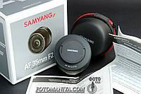 Samyang AF 35mm f2.8 EF for Sony, фото 1