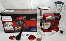 Кухонный комбайн Crownberg CB-3404, Food Processor, 2200W