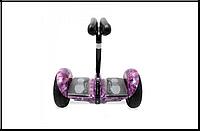 Гироскутер мини-сигвей Mini Robot 10,5 Фиолетовый космос