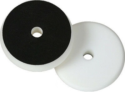 "Поролоновый круг средней жесткости белый - Lake Country White Foam Polishing Pad 125 мм (FR-HWhite 5.5"")"