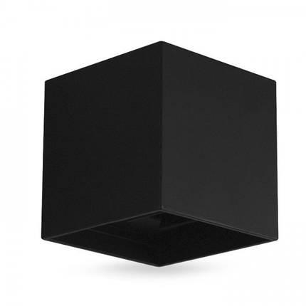 Архітектурний світильник Feron DH012 чорний, фото 2