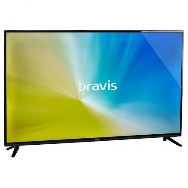 Телевизор Bravis LED-32G5000+T2 Black (F00161347)
