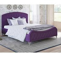 Ліжко з м'яким узголів'ям Саманта