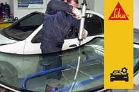 Замена стекол в автомобилях