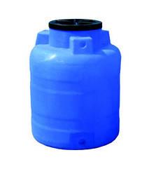 Вертикальна ємність для води (харчова) ТМ Консенсус 100 л