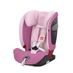 Автокресло GB Everna-fix Sweet Pink (розовый)