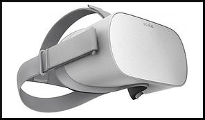 Очки виртуальной реальности Oculus Go 32 Gb, белый