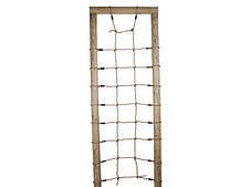 Сітка для лазіння JustFun 0,75 x 2,00 м, сітка для дитячих майданчиків, фото 2