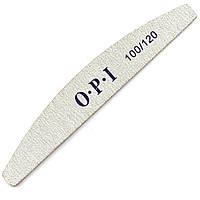 Пилочка для ногтей ДУГА OPI 80/100