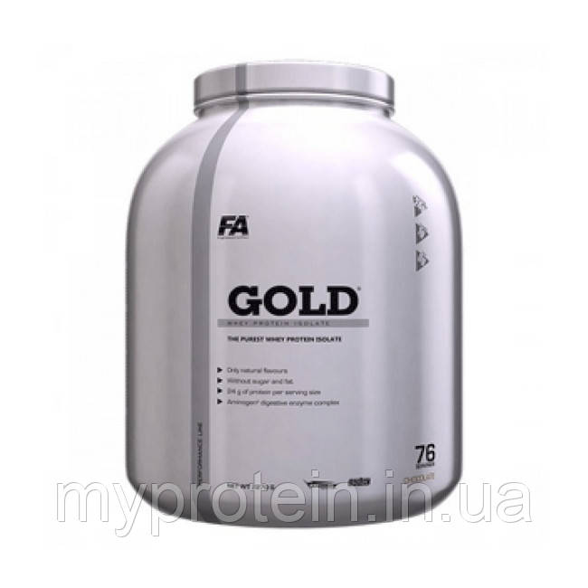Протеин изолят Gold Whey Protein Isolate (2,3 kg )