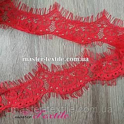 Французское Кружево 5.5 см (ярко красное)