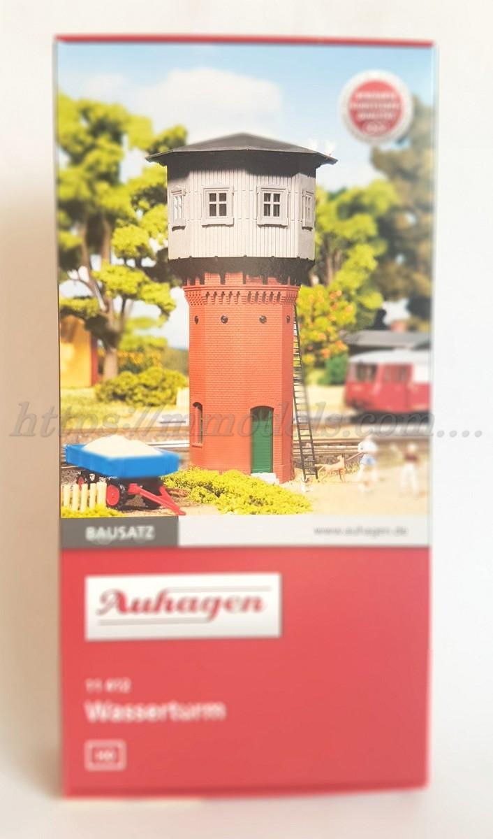 Auhagen 11412 Сборная модель - водонапорная башня, масштаба H0 1:87