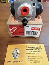 Циліндр гальмівний задній Renault Logan 2 (MOTRIO 8671020719=6001549707)