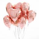 Гелієві кульки серце, фото 2