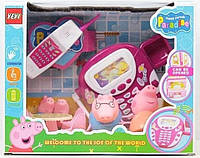 Игровой набор Свинка Пеппа Peppa Pig YM710A