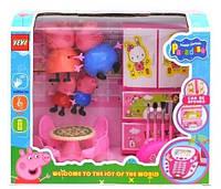 Игровой набор Свинка Пеппа Peppa Pig YM701A