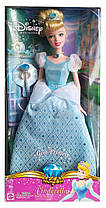 Кукла Драгоценная принцесса Золушка Cinderella Gem Princess 2006 Mattel K6923
