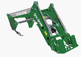 Фронтальный погрузчик МТ - 02 Metal-Technik (Польша)