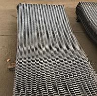 Лист стальной просечно-вытяжной 4 мм (406)
