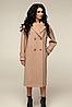 Жіноче пальто двобортне, з 44-54 розмір