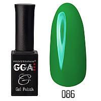 Гель лак GGA Professional №086