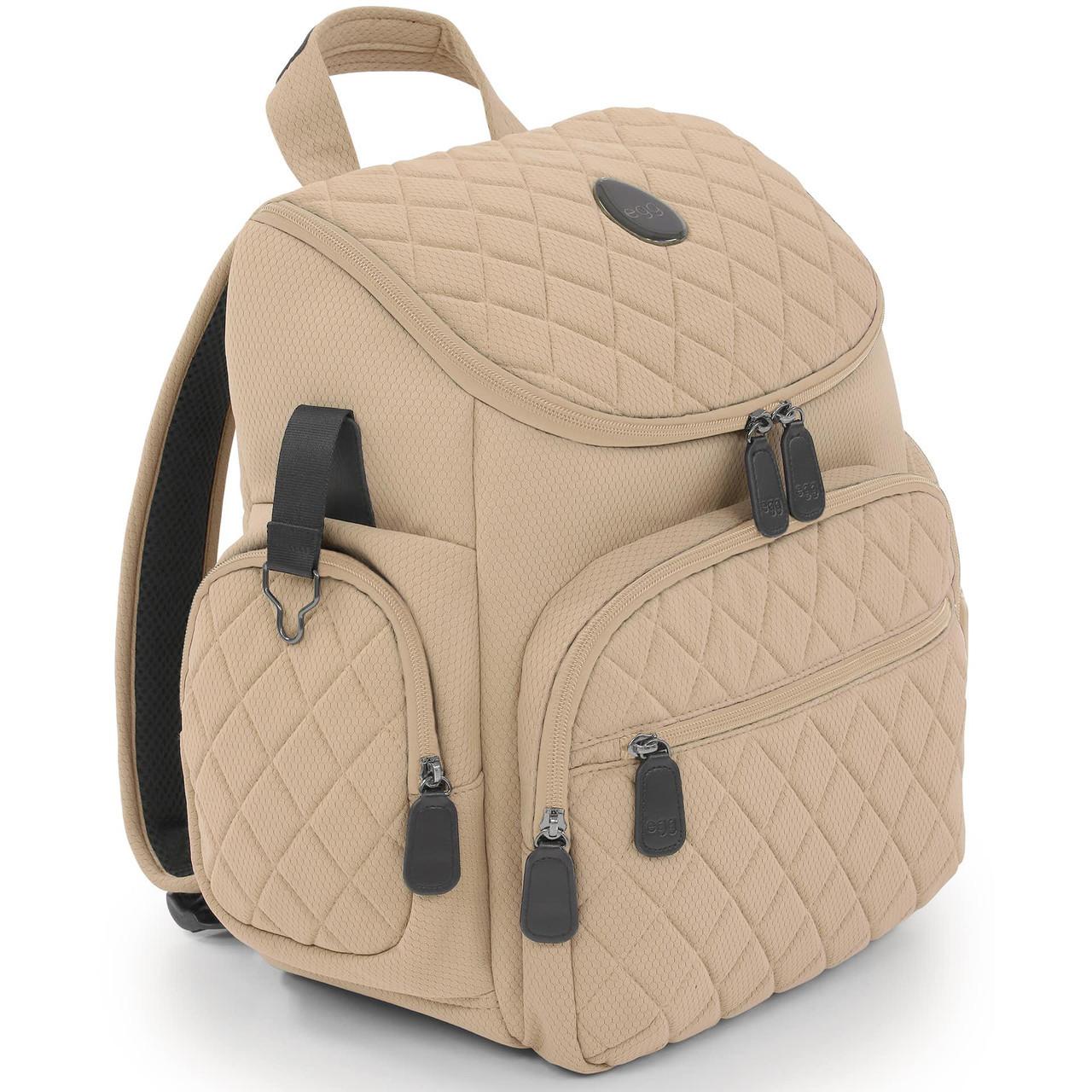 Сумка-рюкзак в коляску Egg Honeycomb