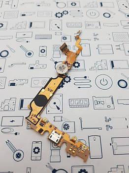 Плата зарядки LG L7-2 P715 с кнопкой  Сервисный оригинал с разборки