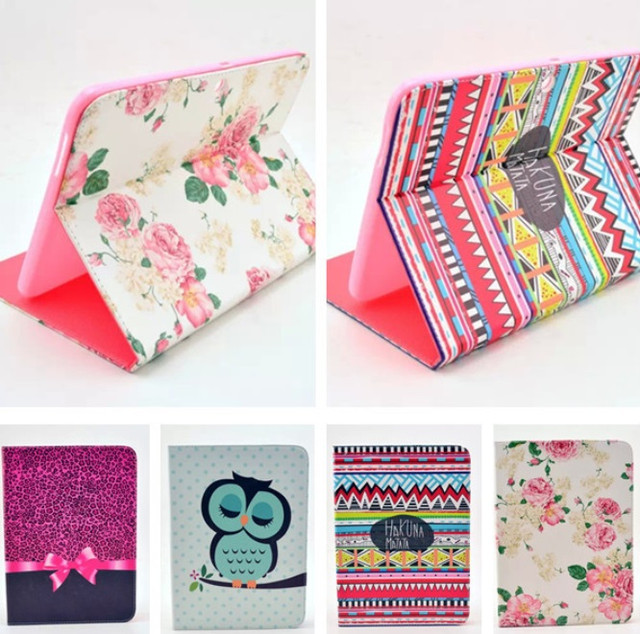 Стилизированные чехлы/накладки для планшетов