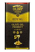 Оливковое масло EXTRA VIRGIN OLIVE OIL Olimp Royal 5 л.