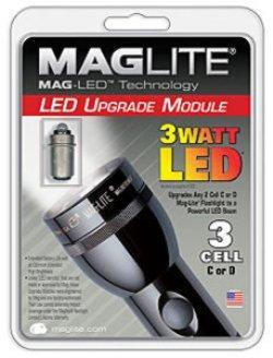 Модуль Maglite LED/MOD для фонаря 2DC