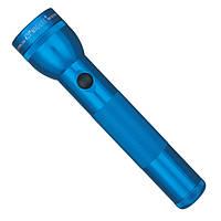 Фонарик Maglite 2D (голубой) в блистере