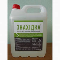 ЗНАХІДКА 10кг спец. миючий засіб д/посудомийних машин  Укр.