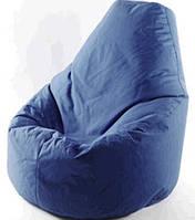 Кресло мешок кресло груша бескаркасное кресло пуфы 130см на 80 чехол кресло ( без наполнителя)