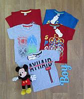Детская турецкая футболка для мальчика Турция,футболки и майки для мальчиков,интернет магазин, стрейч кулир