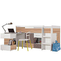 Кровать + стол Blog Meblar 115.5х105.5x205 (BLOG_21) 071690, фото 1
