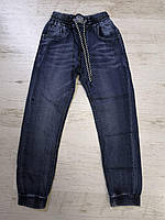 Брюки под джинс для мальчиков, Seagull, 116,128,134,140,146 см,  № CSQ-57030