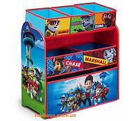 Комод ящик органайзер для дитячих іграшок Delta Щенячий патруль