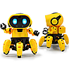 Интерактивный Tobi робот конструктор Паук Тоби HG-715