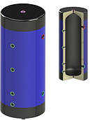 Теплоаккумулятор Werden1000 с утеплителем