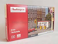 Auhagen 99053 Сборная модель - бензоколонка для автомобилей,масштаба 1:87, H0, фото 1