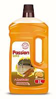 Засіб для миття дерев'яної підлоги і ламінату Passion Gold mit orangenol (з маслом апельсина) 1 л.