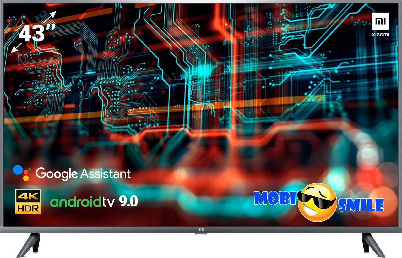 "Телевизор Xiaomi Mi TV UHD 4S 43"" International Гарантия 12 месяцев"