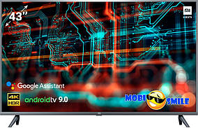 "Телевизор Xiaomi Mi TV UHD 4S 43"" International Гарантия 12 месяцев"