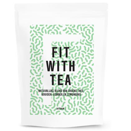 Fit With Tea (Фит Виз Ти) - капсулы для похудения