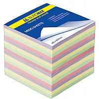 Бумага для заметок BUROMAX DECOR 90х90х70мм, unglued (BM.2289)
