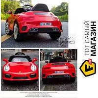 Электромобиль Baby Tilly Porsche Red (T-7642)