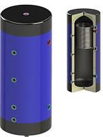 Теплоаккумулятор Werden1000 с утеплителем и змеевиком