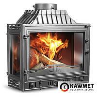 Каминная топка KAWMET W4 трехсторонняя (14.5 kW), фото 1