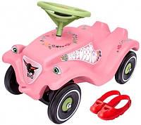 Машинка Big для катания малыша Цветок, с защитными насадками